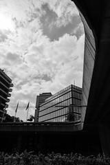 DSCF2764 (LexomIA) Tags: architecture bordeaux street urbain bw nb streetphotography