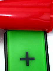 "Macro Mondays - ""Complementary Colours"" (hp349) Tags: green red redandgreen colours complementarycolours mm hmm mondays monday macromondays macro"