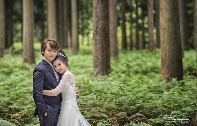 《京都婚紗》chris&coco:日本海外婚紗4