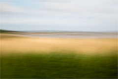 summer day....... (Brigitte Lorenz) Tags: northsea sylt mood nature icm impressionistic summer seascape abstract
