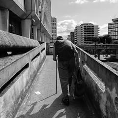 DSCF2765 (LexomIA) Tags: bordeaux street urbain bw nb streetphotography