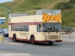 Seaside Attractions (2) (Cymru Coastliner) Tags: eyms scarboroughdistrict bristolvrt ecw 838 vdv138s bus scarborough northyorkshire