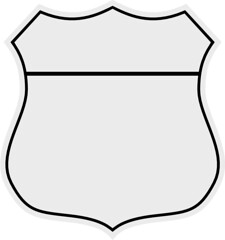 Blank Highway Route Shield Isolated (Maryland DOT) Tags: sign interstate road highway route isolated marker guide transportation american shield symbol illustration blue white red green background traffic travel usa empty icon america blank freeway direction street roadside information trip state 3d way signage attention template mockup