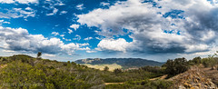 SERRA DEL MONTSIA (juan carlos luna monfort) Tags: serradegodall godall ulldecona panoramica paisaje nubes nublado clouds cielotormentoso landscape montaña nikond810 irix15 calma paz tranquilidad
