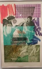 (sftrajan) Tags: robertrauschenberg 1980s deyoungmuseum americanart museo sanfrancisco