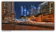 Dubai Marina (MK PHOTOGRAPHY) Tags: dubaimarina wolkenkratzer skyscrapers nacht night dubai vereinigtearabischeemirate uae pentax k1 hdpentaxdfa1530mmf28edsdmwr matthias körner mattkoerner1 mk photography