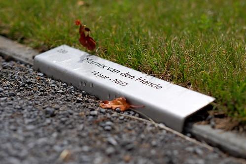 National Monument MH17. Vijfhuizen, Netherlands