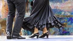 Spin (Xtian du Gard) Tags: xtiandugard flamenco danse féria pentecôte 2019 nîmes gard