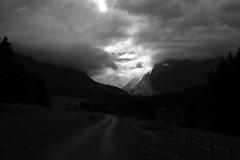 dawn of a new day (Toni_V) Tags: m2401393 rangefinder digitalrangefinder messsucher leica leicam mp typ240 type240 28mm elmaritm12828asph hiking wanderung randonnée escursione monbiel klosters alps alpen bw monochrome blackwhite schwarzweiss sep2 silverefexpro2 niksoftware sunrise sonnenaufgang graubünden grisons grischun silvrettahütte switzerland schweiz suisse svizzera svizra europe ©toniv summer sommer 2019 190803