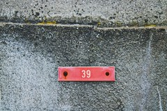 39 (erlingraahede) Tags: stone number lines bedifferent streetphotography canon vsco denmark simplicity