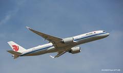 Airbus A350-900 Air China (Moments de Capture) Tags: airbus a350900 a350 airchina