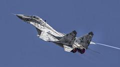 MiG-29AS (kamil_olszowy) Tags: mig29as fulcrum fighter 912a 0619 vzdušné sily ozbrojených síl slovenskej republiky piksel camuflage zmiešané letecké krídlo sliač 1 letka slovak air force lzsl миг29ас словацкие ввс siaf 2019