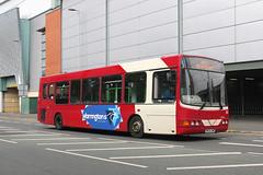 Warrington's Own Buses 55 DK55 OMP (johnmorris13) Tags: dk55omp vdl sb120 wrightcadet wrightbus bus