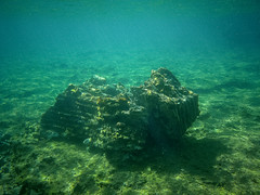 Sunken realm III (story_of_light) Tags: underwater dive greece history past experience wreck sunk sunken ancient snorkeling