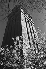 St. James Cathedral 01 (erknz) Tags: 35mm film pentaxsuperprogram pentax jchstreetpan400 jch streetpan japancamerahunter blackandwhite stjamescathedral cathedral church