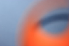 Macro Mondays : Abstract macro / Complementary Colours (PriscillaHernandez85) Tags: abstract abstrait couleur simple minimalism minimalisme orange blue bleu circle curve courbe canon canon70200lisusmf4 bagueallonge proxy macro macromondays complementarycolours