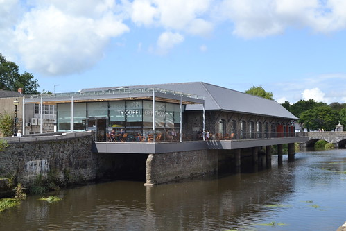 The Riverside - new library in Haverfordwest