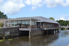 Photo of The Riverside - new library in Haverfordwest