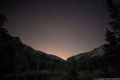 (C.H.Diegel Photography) Tags: meteor meteorstorm astrophotography smugglersnotch smugglersnotchresort vermont greenmountains greenmountainstate