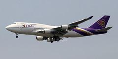 HS-TGZ (Ken Meegan) Tags: hstgz boeing7474d7 28706 thaiairwaysinternational bangkok suvarnabhumi 1322019 boeing747 boeing747400 boeing 7474d7 747400 747 b747 b747400 b7474d7 thai