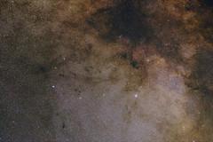 Milky Way in Aquila and Scutum (bencbright) Tags: milkyway milky way aquila scutum wild duck cluster darknebula longexposure night widefield astrophoto astrophotography samyang samyang135mm 135mm ioptron skytracker pro fujifilm fuji xt10
