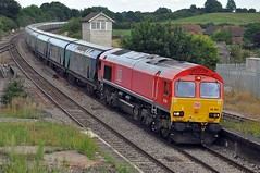 66094 (robert55012) Tags: barnetby lincolnshire england 66094 class66 dbcargo
