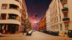 gwb | end of the world (stoha) Tags: guesswhereberlin berlin berlino gwb deutschland germany germania universum all universe universo spazio heimstrase heimstr arndtstr berlinkreuzberg kreuzberg xberg friedrichshainkreuzberg kreuzberg61 einundsechzig sternenhimmel