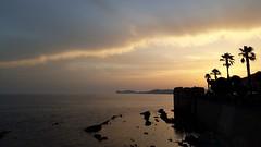 Alghero (lomartin) Tags: alghero alguer sardinia sardegna samsung tramonto sunset summer capocaccia