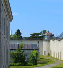 Inside the walls (jmaxtours) Tags: kingstonpen kingstonpenitentiary kingston kingstonontario penitentiary jail prison portsmouthontario portsmouth maximumsecurity kp