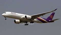 HS-THC (Ken Meegan) Tags: hsthc airbusa350941 0050 thaiairwaysinternational bangkok suvarnabhumi 1322019 thai airbusa350 airbusa350900 airbus a350941 a350900 a350