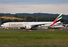 A6-ECA Emirates (Gerry Hill) Tags: edinburgh airport gerry hill scotland turnhouse ingliston d90 d80 d70 d7200 d5600 boathouse bridge nikon aircraft aeroplane international airline edi egph airplane transport a6eca emirates boeing 77731her b777 b 777 31h er