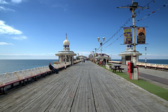 Down North Pier at Blackpool (Tony Worrall) Tags: county uk england english town stream nw tour open place northwest country north visit location lancashire resort coastal area northern update item blackpool attraction lancs fylde fyldecoast welovethenorth greatbritain outside outdoors photo shoot shot britain sale stock captured victorian picture gb buy british capture sell caught relic olden northpier instragram ilobsterit