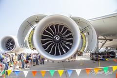 GE CF6 (david.horst.7) Tags: plane airplane jet freight boeing 747 747400f engine ge generalelectric cf6