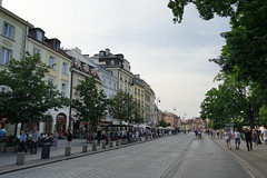 Warsaw, Poland, June 2019