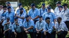 deep river county park. august 2019 (timp37) Tags: deep river county park august 2019 indiana game players grinders vs shriners baseball field