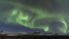 Winter night in Fáskrúðsfjörður (*Jonina*) Tags: iceland ísland faskrudsfjordur fáskrúðsfjörður auroraborealis norðurljós northernlights night nótt winter vetur sky himinn mountains fjöll hoffell landscape jónínaguðrúnóskarsdóttir