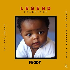 Musik : Feddy - Legend (M&M By Feddy Mixing) (crudemusikbloq) Tags: august 05 2019 0858pmworrydem crudemusik