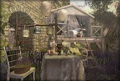 Lavender Tea (AGodenot) Tags: acorn ariskea botanical camdem dahlia drd kalopsia llorisen theloft serenitystyle tlc shutterfield