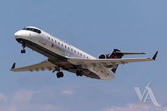 Air Canada Express CRJ-200 (C-FDJA).jpg (Vince Amato Photography) Tags: crj200 bombardier trudeauinternationalairport cfdja commercialairliner aircanadaexpress acax cr2 crj2 cyul canada montreal quebec yul