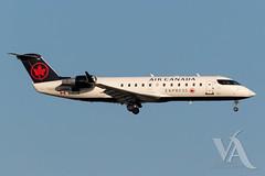 Air Canada Express CRJ-200 (C-FIJA)-2.jpg (Vince Amato Photography) Tags: crj200 bombardier trudeauinternationalairport aircanadaexpress commercialairliner cfija acax cr2 crj2 cyul canada montreal quebec yul