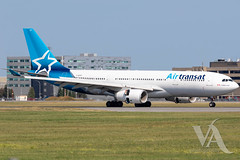 Air Transat A330-200 (C-GUFR).jpg (Vince Amato Photography) Tags: airtransat cgufr commercialairliner airbus a330200 trudeauinternationalairport 332 a332 cyul canada montreal quebec ts tsc yul