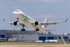Azores Airlines A321-200N (CS-TSF)-2.jpg (Vince Amato Photography) Tags: azoresairlines trudeauinternationalairport a321200n airbus cstsf commercialairliner 32q a21n cyul canada montreal quebec rzo s4 yul