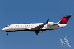 Delta Connection CRJ-200 (N819AY).jpg (Vince Amato Photography) Tags: crj200 n819ay bombardier trudeauinternationalairport commercialairliner deltaconnection cr2 crj2 cyul canada dalx montreal quebec yul