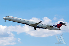 Delta Connection CRJ-900 (N922XJ).jpg (Vince Amato Photography) Tags: bombardier trudeauinternationalairport commercialairliner crj900 deltaconnection n922xj cr9 crj9 cyul canada dalx montreal quebec yul