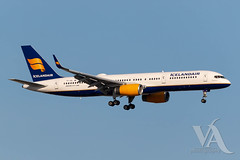 Icelandair B757-200 (TF-ISL).jpg (Vince Amato Photography) Tags: boeing b757200 trudeauinternationalairport commercialairliner icelandair tfisl cyul canada montreal quebec yul