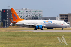 Sunwing B737-800 (C-FWGH).jpg (Vince Amato Photography) Tags: sunwingairlines trudeauinternationalairport commercialairliner b737800 boeing cfwgh 738 b738 cyul canada montreal quebec swg wg yul