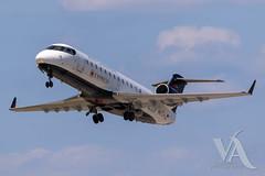 Air Canada Express CRJ-200 (C-FEJA).jpg (Vince Amato Photography) Tags: crj200 bombardier cfeja aircanadaexpress commercialairliner trudeauinternationalairport acax cr2 crj2 cyul canada montreal quebec yul