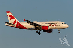 Air Canada Rouge A319-100 (C-GJVY).jpg (Vince Amato Photography) Tags: cgjvy trudeauinternationalairport commercialairliner airbus a319100 aircanadarouge 319 a319 cyul canada montreal quebec rou rv yul