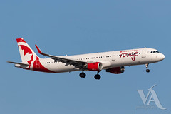 Air Canada Rouge A321-100 (C-GHQI).jpg (Vince Amato Photography) Tags: cghqi a321200 trudeauinternationalairport commercialairliner airbus aircanadarouge 321 a321 cyul canada montreal quebec rou rv yul