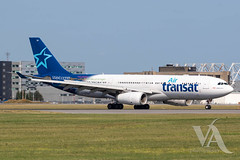 Air Transat A330-200 (C-GTSR).jpg (Vince Amato Photography) Tags: airtransat trudeauinternationalairport commercialairliner airbus a330200 cgtsr 332 a332 cyul canada montreal quebec ts tsc yul